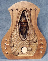 door harp mountain man