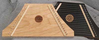 lap harpsichord - photo #14