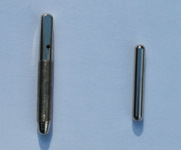 zither and hitch pin